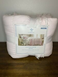 Simply Shabby Chic Cotton Gauze Quilt Twin