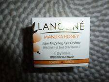LANOLINE~~MANUKA HONEY~~AGE-DEFYING EYE CREME 1.056 NIB