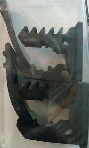 "Mini Quick Fist Clamp for mounting tools & equipment  5/8"" - 1-3/8"" diameter"