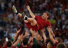 POSTER FRANCESCO TOTTI A.S. AS ROMA 10 ROME SOCCER FOOTBALL CALCIO CAPITANO #9