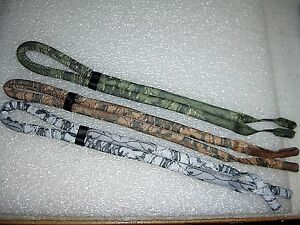 CAMOUFLAGE LANYARD NECK CORD STRAP FOR SUNGLASSES/ EYEGLASSES FLOATING