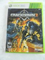 Crackdown 2 Xbox 360 from 2010 Complete Game