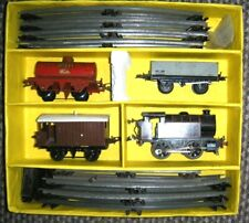 HORNBY 0 gauge clockwork train set
