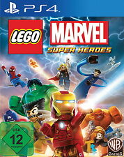 LEGO Marvel Super Heroes PS4 Deutsche Version (Sony PlayStation 4) NEU OVP
