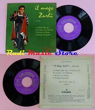 LP 45 7'' CINO TORTORELLA IL MAGO ZURLI'La regina delle api Gli gnomi cd mc dvd