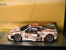 FERRARI F430 GT2 #83 ROSENBLAD MARSH VILLAROEL 24H LE MANS 2007 TEAM GPC SPORT B