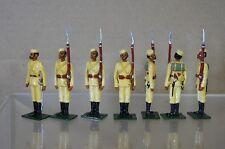 Modelos de réplica Patrick Campbell India 2 King Edward VII Gurkha sirmoor Rifles