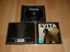 EVITA CON MADONNA BANDA SONORA ORIGINAL MUSIC CD FROM MOTION PICTURE SOUNDTRACK