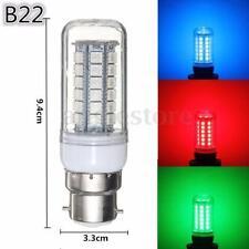12V 10V Leuchtmittel mit 125V 220V