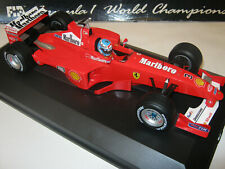1:18 Ferrari F399 M. Salo 1999 rebuilt Full tabacco in brandnew showcase TOP