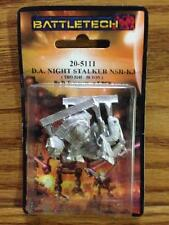 BattleTech Miniatures D.A. Night Stalker NSR-K3 by Iron Metals IWM 20-5111