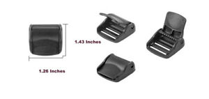 1 Inch YKK Cam Lock Lever Plastic Buckles