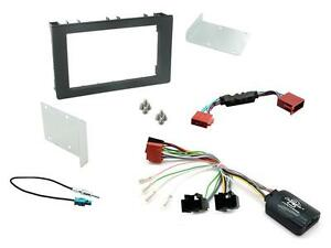Connects2 CTKSA01 Saab 9.3 2008 On Complete Double Din Stereo Fitting Kit