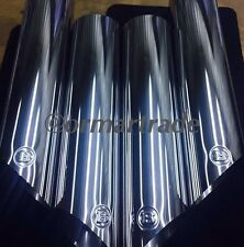 Mercedes BRABUS Style Exhaust Tips Stainless Steel W463 Set 4 PCS