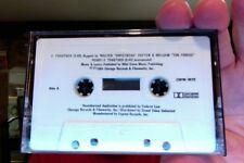 Walter Payton/Fridge Perry- Together- rap- three track single cassette-no insert