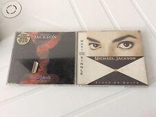 MICHAEL JACKSON - SCREAM/CHILDHOOD&Black And White MINI CD USATO