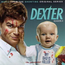 Dexter-season 4-Music from the original series colonna sonora | CD