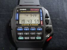 Casio CMD-50B Calculator Watch Remote Control TV (3-159A)
