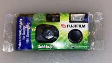 Fujifilm Quicksnap Flash 400 asa 35mm Single Use Disposable Camera 2005
