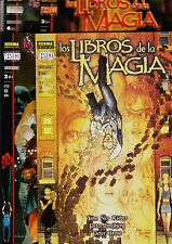 Vertigo: the books of magic: tender for thermos complete saga (4) #