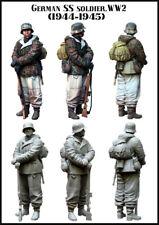 EVOLUTION MINIATURES GERMAN SS SOLDIER #1 WWII EM35118 1:35
