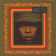 "ERYKAH BADU "" MAMA'S GUN "" 180 GRAM LTD VINYL LP SOUL R&B GATEFOLD SLEEVE"