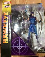 Diamond Select Toys Marvel Select Hawkeye Action Figure - All Offers Considered