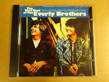 CD / THE VERY BEST OF THE EVERLY BROTHERS