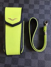 Genuine Vertu Ascent X Lime Green CASE A must own Super RARE Sold OUT!