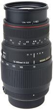Sigma 70-300mm f4.0-5.6 APO DG MACRO für Nikon AF-D