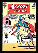 Action Comics #321 - beautiful book but one staple detached from cover