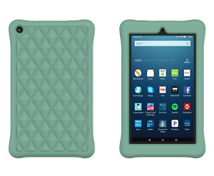 """For Amazon Fire 7 Full body Cover Case For 2019 Fire 7"""" 9th Gen+Screen Protector"""