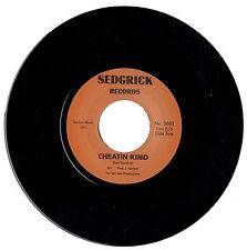 Don Gardner Cheatin' Kind/Gilbert Becaud What Kind..  Northern Soul 45 Listen