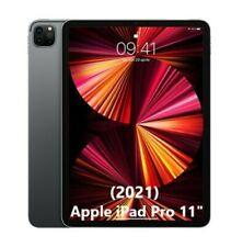 "Apple iPad Pro 2021 11"" M1 Wifi 128GB Tablet NUOVO Originale Space Gray MHQR3"