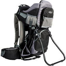 ClevrPlus Canyonero Baby Backpack Kid Toddler Camping Hiking Child Carrier Black