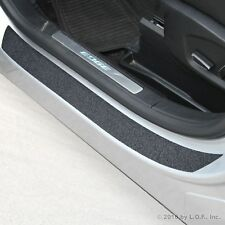 2015-2018 Ford Edge 4pc Door Sill Step Protector Threshold Shield Pads Cover