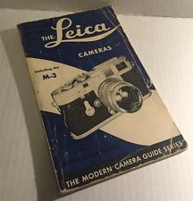 Retro Vintage Guide To Leica 35mm SLR Film Cameras - Book by Tydings