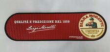 Birra Moretti Lager Bar Runner - Rubber -NEW-  Ideal for Home Bar - Pub