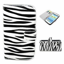 Wallet Phone Stand PU Leather Cover Case For Samsung Galaxy Grand Duos i9082