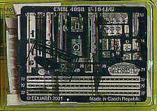 CMK 1/48 F-104 Starfighter Interior for Hasegawa kit # 4098