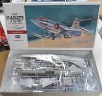 F-104C STARFIGHTER U.S. AIR FORCE  Hasegawa 1/48 plastic model kit 07219