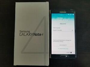 Samsung Galaxy Note 4 SM-N910W8 - 32 GB - Silver (Unlocked) Smartphone