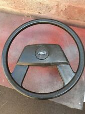 Ford Escort Mk2 Ghia Steering Wheel
