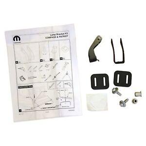 Mopar 82210706 Jeep Off Road Driving Lights Bracket Kit Compass Patriot