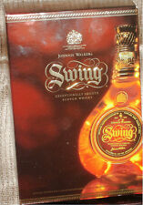 JOHNNIE WALKER SWING - EMPTY COLLECTIBLE BOX