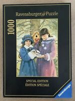Ravensburger Special Edition Little Bird 1000 Piece Jigsaw Puzzle Chantal Poulin
