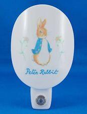 Ln Peter Rabbit-Beatrix Potter Auto-Sensor Night Light By Eden Euc