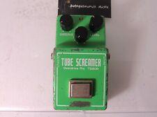 1981 Ibanez TS-808 Tube Screamer Overdrive Effects Pedal Vintage Original