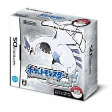 New DS Pokemon Soul Silver  Japan Import