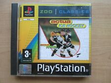 Playstation 1 - Actua Ice Hockey - Manual INCLUDED